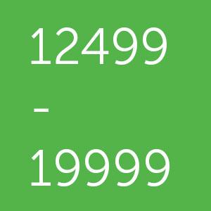 Powerbanks met een capaciteit van 12499- to 19999 mAh