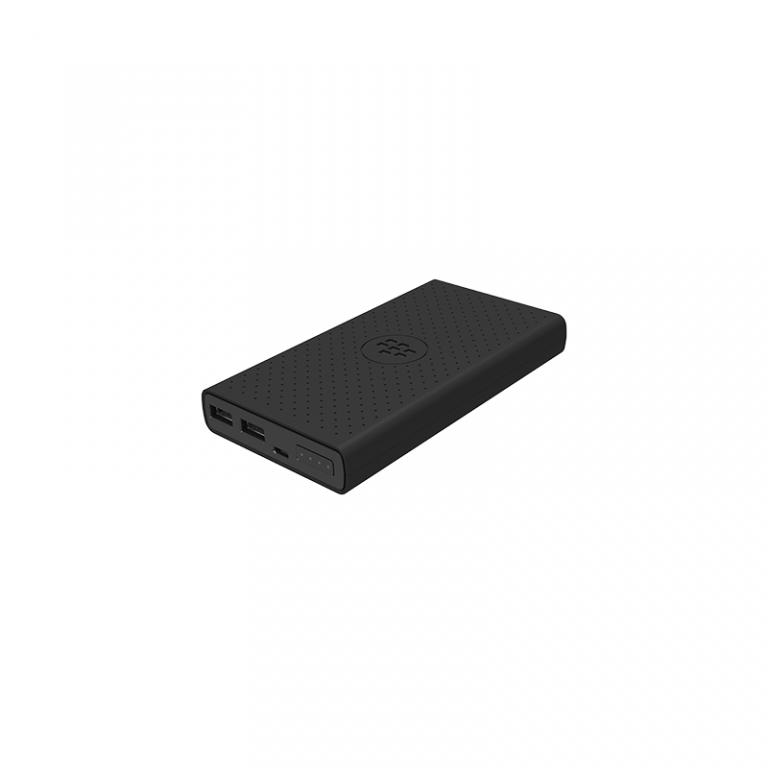 BlackBerry MP-12600 Powerbank goedkoop online kopen en ook nooit meer een lege accu? Bestel hem nu bij CoolBlue
