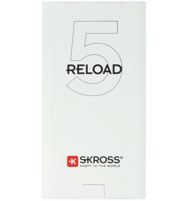 S-KROSS Reload 5 PowerBank 5000 mAh Powerbank goedkoop online kopen en ook nooit meer een lege accu? Bestel hem nu bij CoolBlue