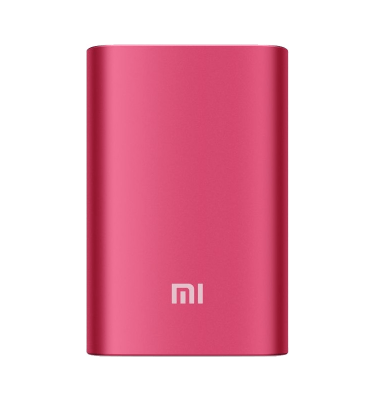 Xiaomi Mi Powerbank 10.000 mAh Roze Powerbank goedkoop online kopen en ook nooit meer een lege accu? Bestel hem nu bij CoolBlue