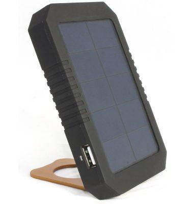 Xtorm (A-Solar) Magma Solar Power Bank 3000 mAh Powerbank goedkoop online kopen en ook nooit meer een lege accu? Bestel hem nu bij CoolBlue