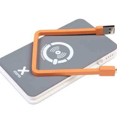 Xtorm (A-Solar) Wireless Powerbank 8.000 mAh Powerbank goedkoop online kopen en ook nooit meer een lege accu? Bestel hem nu bij CoolBlue