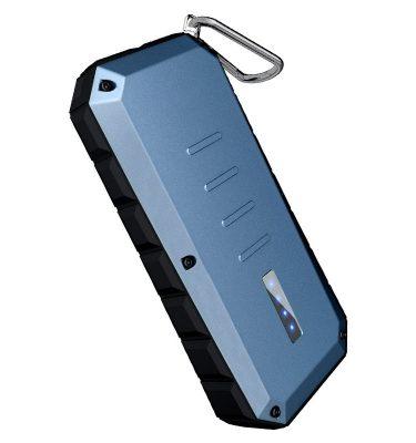 iWalk Spartan 13000 mAh Blauw Powerbank goedkoop online kopen en ook nooit meer een lege accu? Bestel hem nu bij CoolBlue