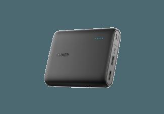 Nooit meer een lege accu met de volgende voordelige powerbank: ANKER PowerCore 10400 mAh met PowerIQ Zwart