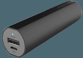 Nooit meer een lege accu met de volgende voordelige powerbank: GP FP03M powerbank 3000 mAh zwart