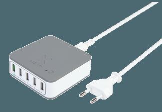 Nooit meer een lege accu met de volgende voordelige powerbank: XTORM Cube XPD11 Power Hub Grijs