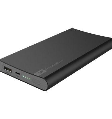 GP Portable Powerbank FP05 5.000 mAh Zwart Powerbank goedkoop online kopen en ook nooit meer een lege accu? Bestel hem nu bij CoolBlue