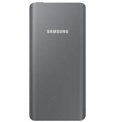 Samsung Battery Pack 10.000 mAh Grijs Powerbank goedkoop online kopen en ook nooit meer een lege accu? Bestel hem nu bij CoolBlue