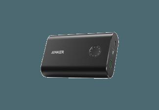 Nooit meer een lege accu met de volgende voordelige powerbank: ANKER PowerCore+ 10050 mAh QuickCharge 3.0 Zwart