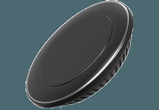 Nooit meer een lege accu met de volgende voordelige powerbank: AZURI Qi Wireless Charging Base 2 Ampère Zwart