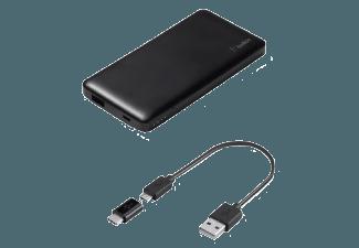 Nooit meer een lege accu met de volgende voordelige powerbank: BELKIN Pocket Power 5K + USB-C to Micro USB Adapter