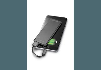 Nooit meer een lege accu met de volgende voordelige powerbank: CELLULAR-LINE Freepower Slim Powerbank 3000MAH Zwart