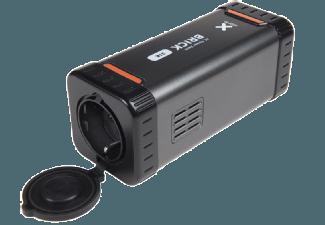 Nooit meer een lege accu met de volgende voordelige powerbank: XTORM AL480 Powerbank Brick AC 20.800 mAh Grijs/Wit