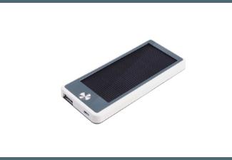 Nooit meer een lege accu met de volgende voordelige powerbank: XTORM AM119 Platinum Mini 2 Solar Charger