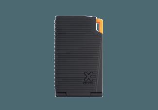 Nooit meer een lege accu met de volgende voordelige powerbank: XTORM Evoke AM121 Solar Charger Zwart