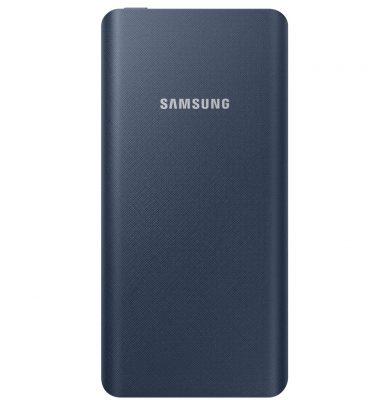 Samsung Battery Pack 5.000mAh Blauw Powerbank goedkoop online kopen en ook nooit meer een lege accu? Bestel hem nu bij CoolBlue