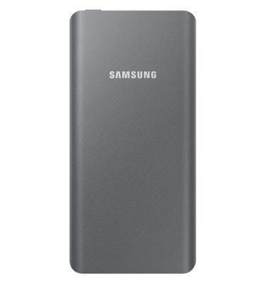 Samsung Battery Pack 5.000mAh Grijs Powerbank goedkoop online kopen en ook nooit meer een lege accu? Bestel hem nu bij CoolBlue