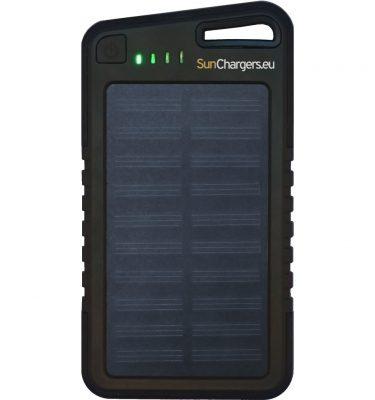 SunChargers Festival Solar Powerbank 4.000 mAh Zwart Powerbank goedkoop online kopen en ook nooit meer een lege accu? Bestel hem nu bij CoolBlue