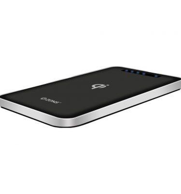 Zens Qi Wireless Powerbank 4.500 mAh Zwart Powerbank goedkoop online kopen en ook nooit meer een lege accu? Bestel hem nu bij CoolBlue