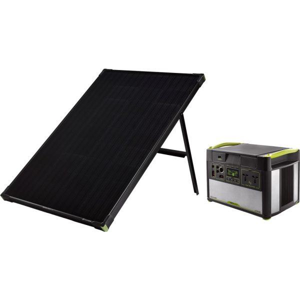 Goal Zero Yeti 1400 Generator 1425 Wh / 132.000 mAh + Zonnepaneel 100W Powerbank goedkoop online kopen en ook nooit meer een lege accu? Bestel hem nu bij CoolBlue